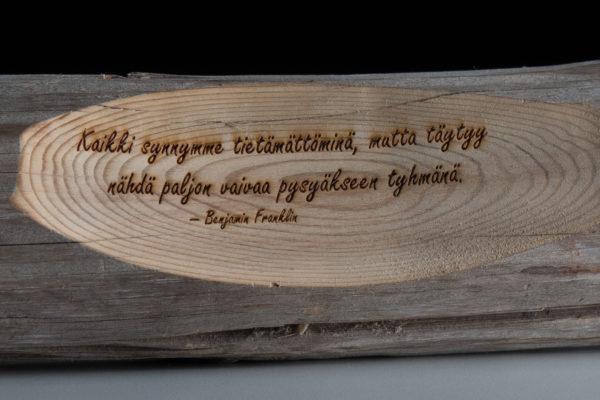 Puukoriste